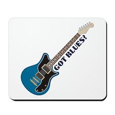 Got Blues? Mousepad