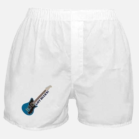 Got Blues? Boxer Shorts