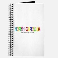 Colorful North Carolina Journal