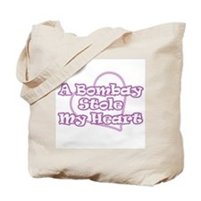 A Bombay Stole My Heart Tote Bag