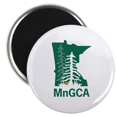 """MnGCA 2.25"""" Magnet (10 pack)"""