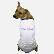 Mrs. Long Dog T-Shirt
