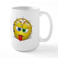 Pierced Mug
