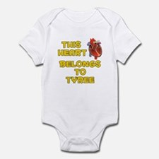 This Heart: Tyree (A) Infant Bodysuit