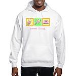 Sweet Thing Hooded Sweatshirt