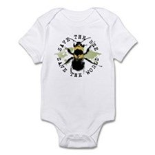 Save The Bee... Infant Bodysuit