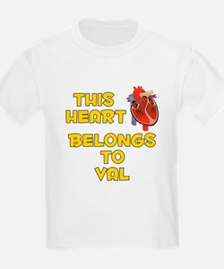 This Heart: Val (A) T-Shirt