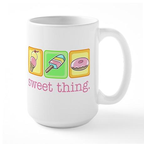 Sweet Thing Large Mug