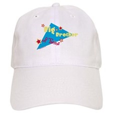 BIG BROTHER OF TWINS - Baseball Cap