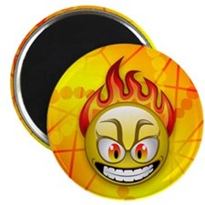Firehead Magnet