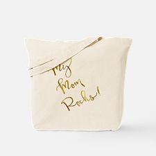 Funny Gold Tote Bag