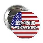 USA PROUD-President Ashamed 2.25