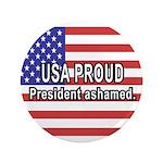 USA PROUD-President Ashamed 3.5