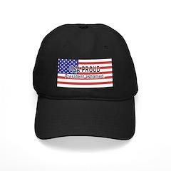 USA PROUD-President Ashamed Baseball Hat