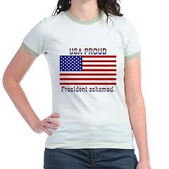 USA PROUD-President Ashamed T