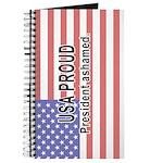 USA PROUD-President Ashamed Journal