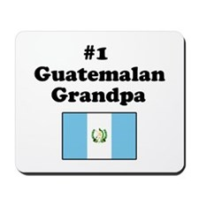 #1 Guatemalan Grandpa Mousepad