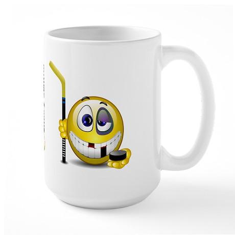 Hockey Large Mug
