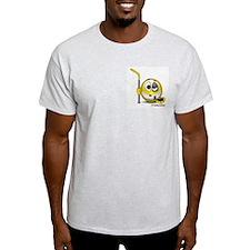 Hockey Ash Grey T-Shirt