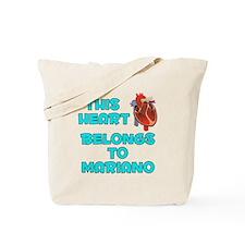 This Heart: Mariano (B) Tote Bag