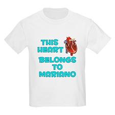 This Heart: Mariano (B) T-Shirt