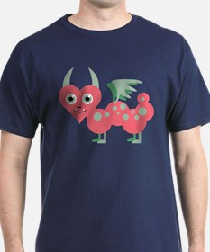 Heartibug T-Shirt