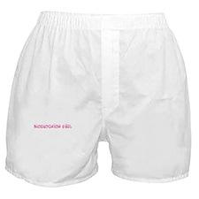 Macedonian Girl Boxer Shorts