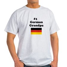 #1 German Grandfather T-Shirt