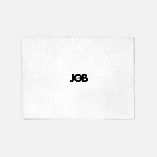 9/11 Inside Job 5'x7'Area Rug