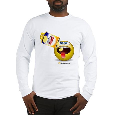 Potato Chips Long Sleeve T-Shirt
