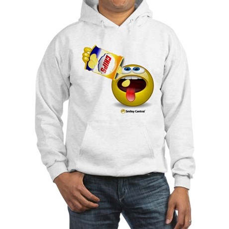 Potato Chips Hooded Sweatshirt