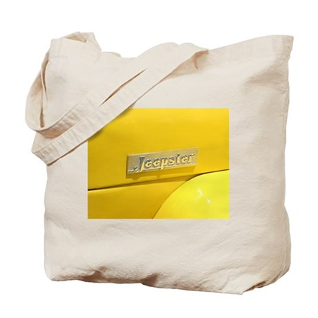 Jeepster Tote Bag