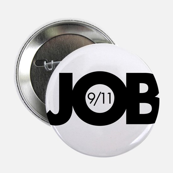 """9/11 Inside Job 2.25"""" Button (10 pack)"""
