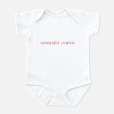 Fearless Leader Infant Bodysuit