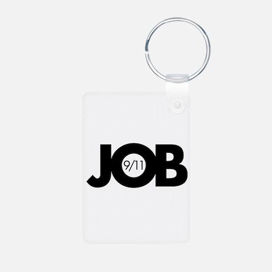 9/11 Inside Job Keychains