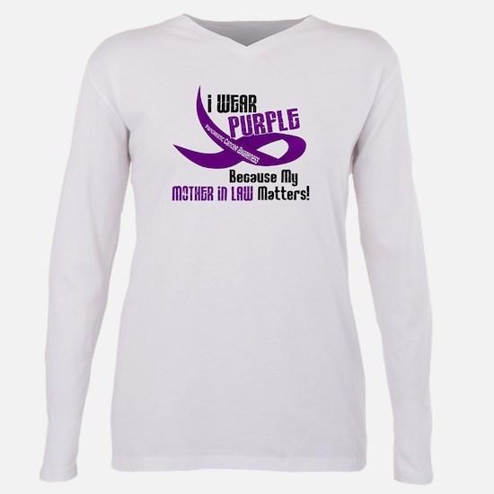 I Wear Purple (Mother-In-Law) 33 PC T-Shirt