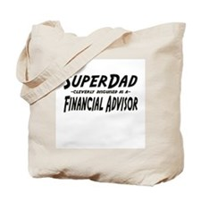 """""""SuperDad cleverly disguised as a Financial Adviso"""