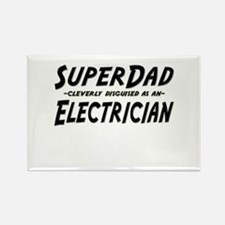 """""""SuperDad cleverly disguised as an Electrician"""" Re"""