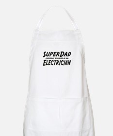 """SuperDad cleverly disguised as an Electrician"" BB"