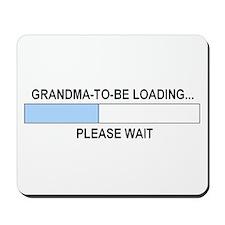 GRANDMA-TO-BE Mousepad