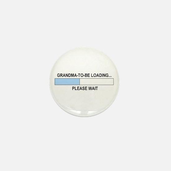 GRANDMA-TO-BE Mini Button