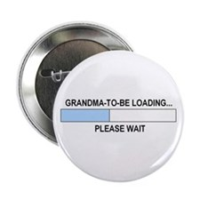 """GRANDMA-TO-BE 2.25"""" Button"""