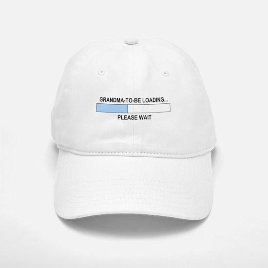 GRANDMA-TO-BE Baseball Baseball Cap