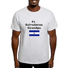 #1 Salvadoran Grandpa T-Shirt