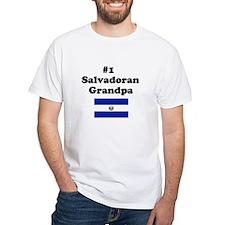 #1 Salvadoran Grandpa Shirt