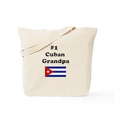 #1 Cuban Grandpa Tote Bag
