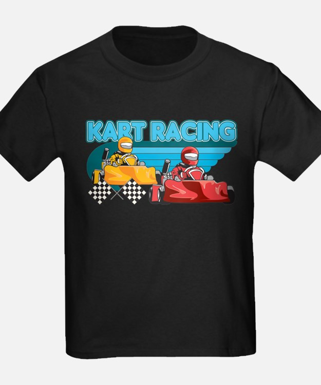 Go carts t shirts shirts tees custom go carts clothing for Racing t shirts custom
