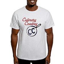 Culinary Cowboy Logo T-Shirt