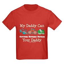 My Daddy Triathlon T