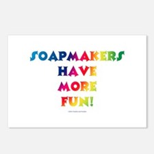 Soapmaker's Postcards (Package of 8)